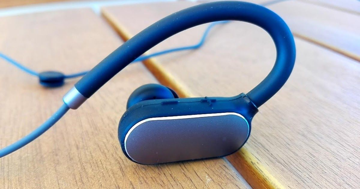 Xiaomi Mi Sports Bluetooth Headset Youth Edition Launched With Ipx4 Rating Launched Read The Review Here Bluetooth Headset Headset Xiaomi