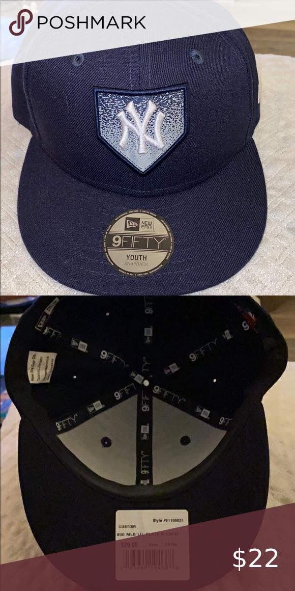 Kids N.Y. yankee hat. NWT in 2020 Yankees hat, Hats