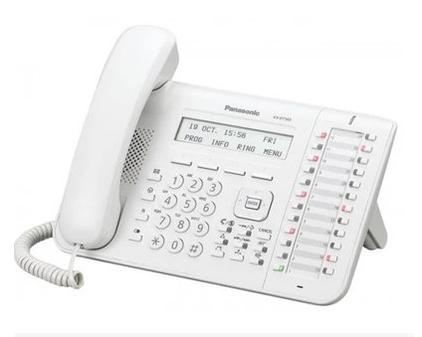 松下数字电话 KX-DT543CN 前台电话机