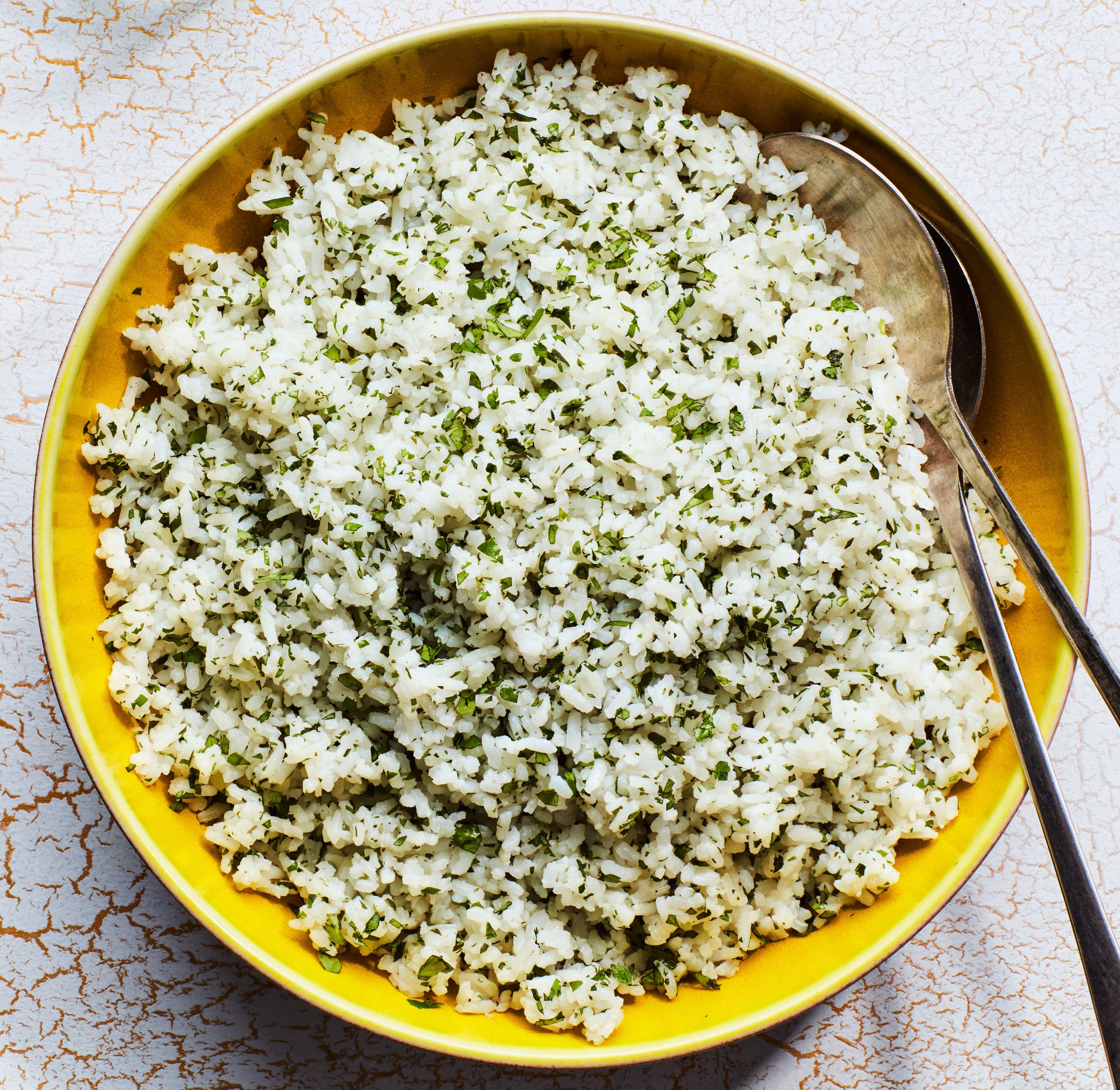 Chipotle Style Cilantro Lime Rice Recipe Chipotle Rice