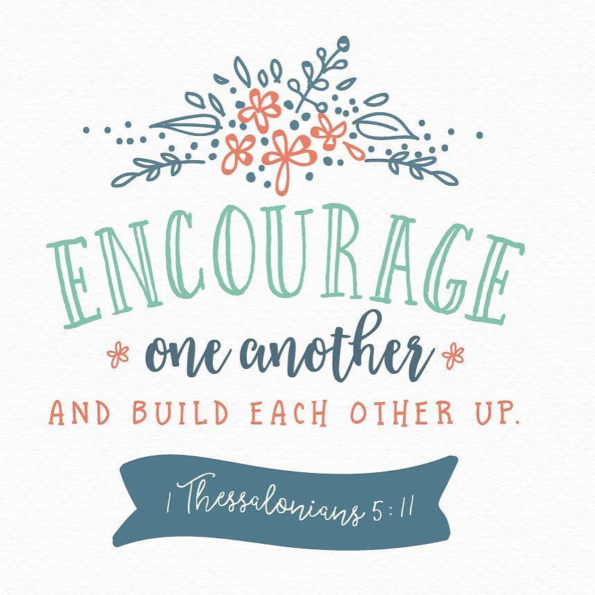 """(in)courage on Instagram: """"Today (in your regular, ordinary, everyday living), how can  you encourage and build up others?"""""""