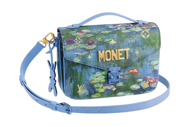 Jeff Koons diseña la segunda colección de bolsos para Louis Vuitton  – Bolsa