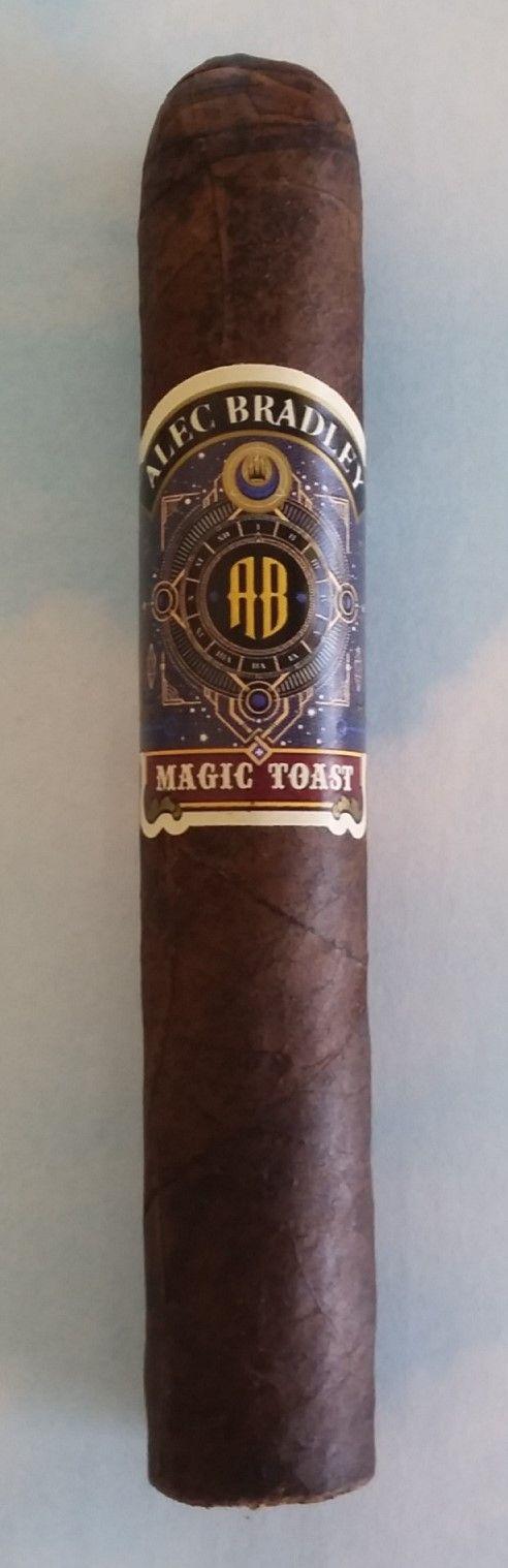 Magic Toast Cigar