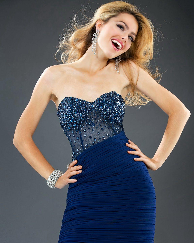 17ae9bbf1 Vestidos de noche nuevos modelos  modelos  modelosvestidosdenoche  noche   nuevos  vestidos