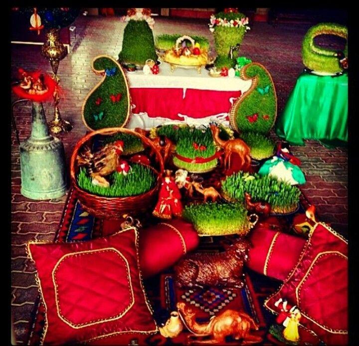 Novruz Bayram Diy Holiday Decor Holiday Diy Diy Decor