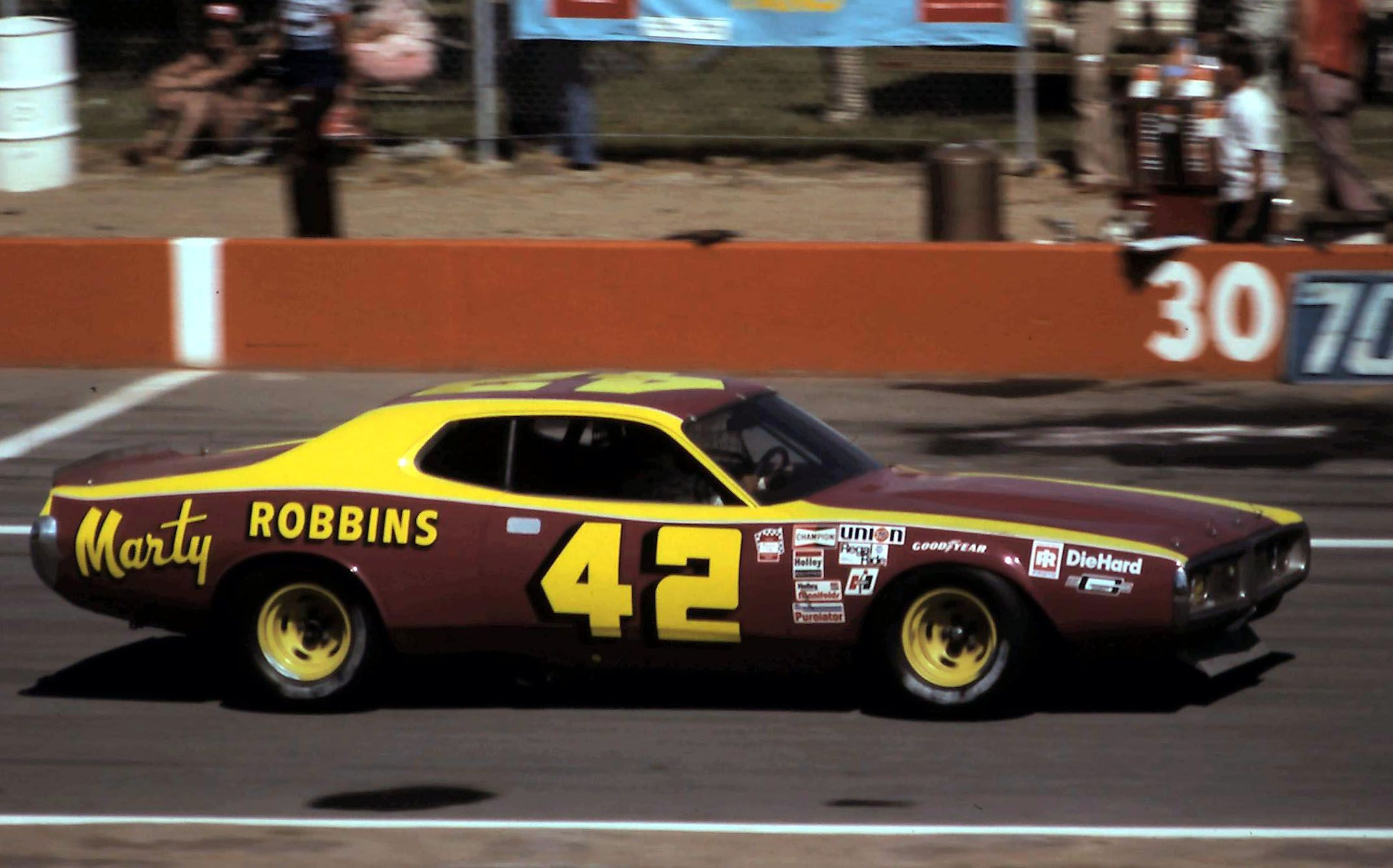Marty Robbins Race Car Pictures 42 Marty Robbins 1977