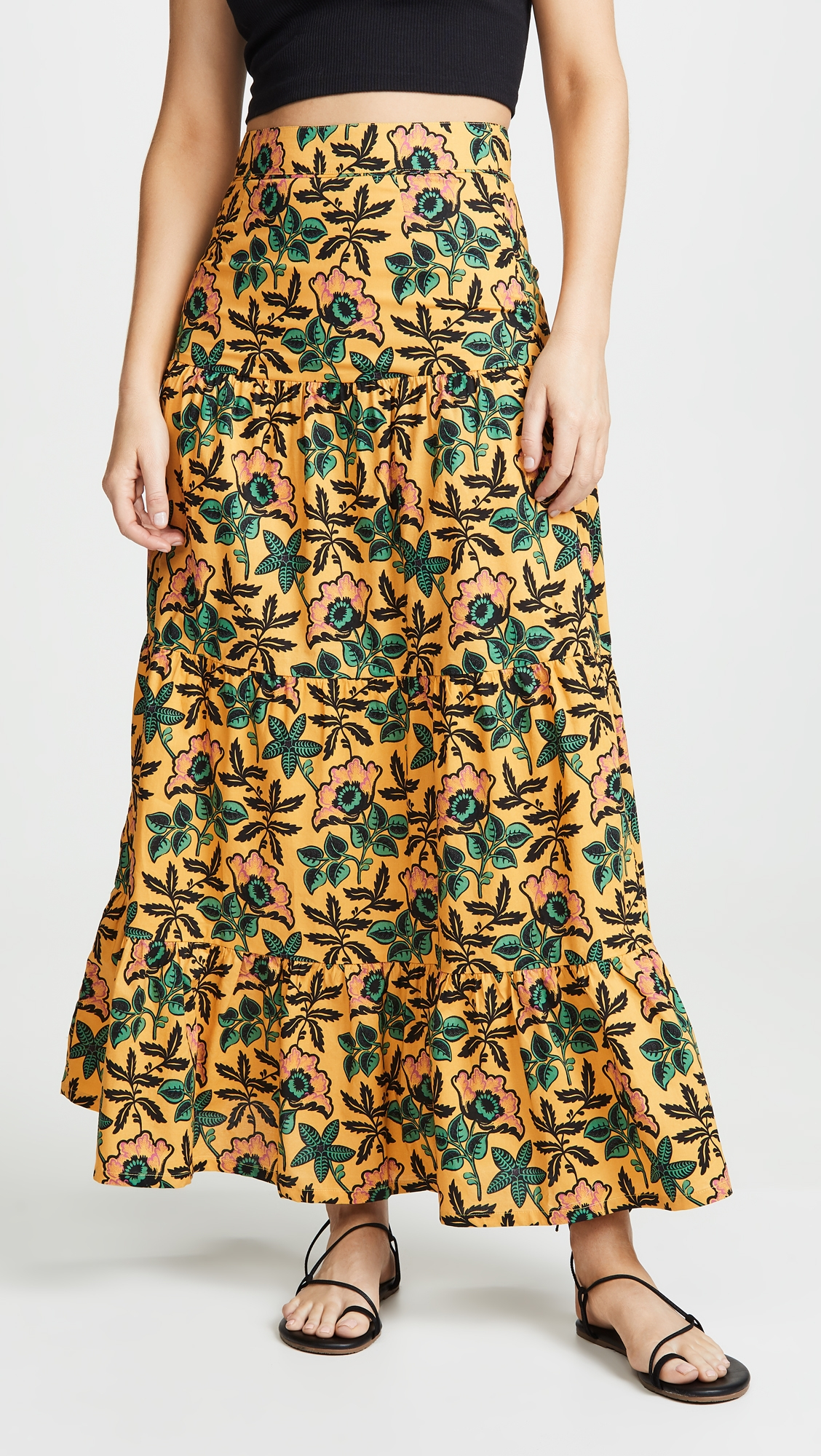 e00c5d5348 Maxi Skirt in 2019 | Products | Skirts, Scotch soda, High waisted skirt