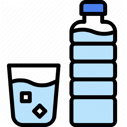 Beverage Bottle Drinks Ice Soda Water Icon Download On Iconfinder Water Icon Drinks Watermelon Smoothies
