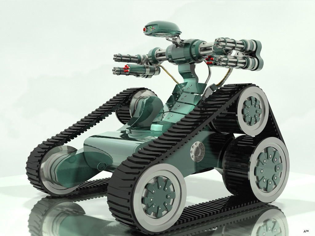 skrivebord bakgrunner - Robots: http://wallpapic-no.com/kunst-og-creative/robots/wallpaper-26357