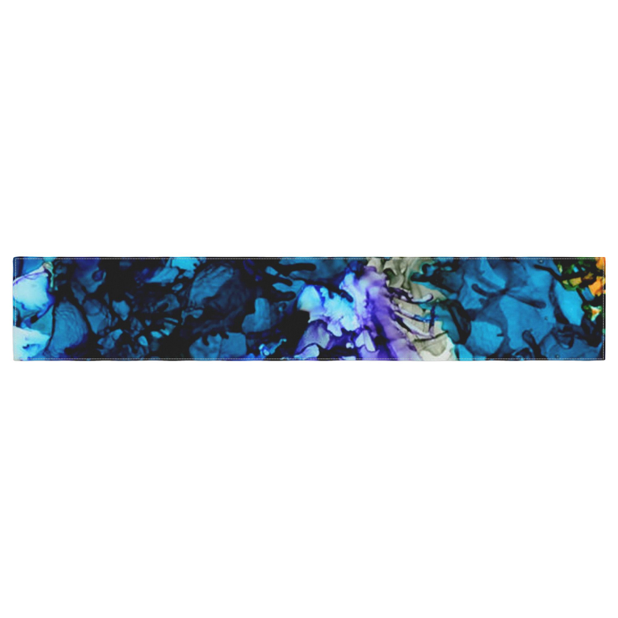 Claire Day Evanescence Blue Rainbow Table Runner Pinterest