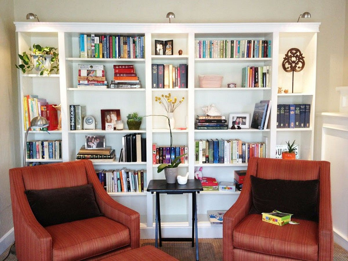 ikea billy bookcase design ideas for home - Bookcase Design Ideas