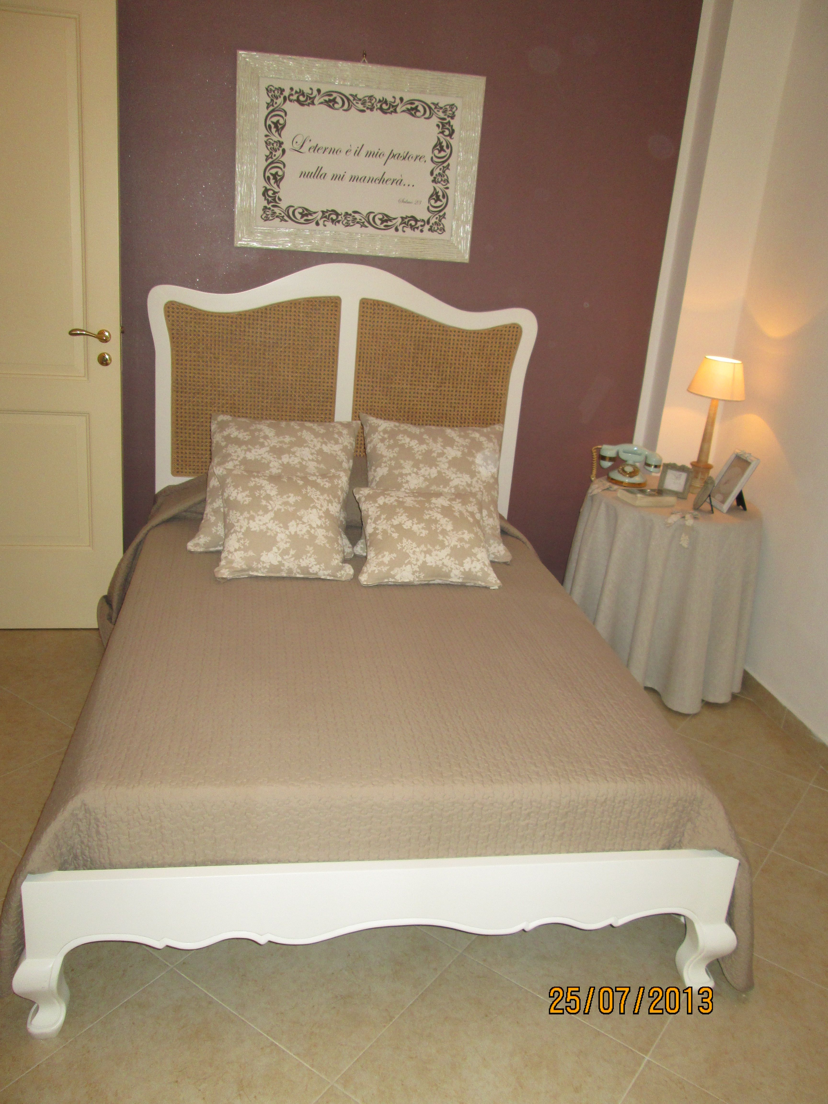 stanza da letto stile provenzale | Antarte arredamenti - Palermo ...
