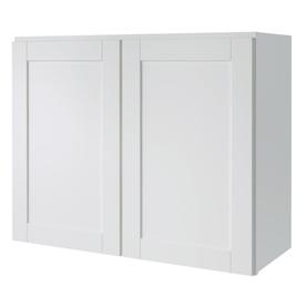 Best White Stock Kitchen Cabinets At Lowes Com With Images 400 x 300