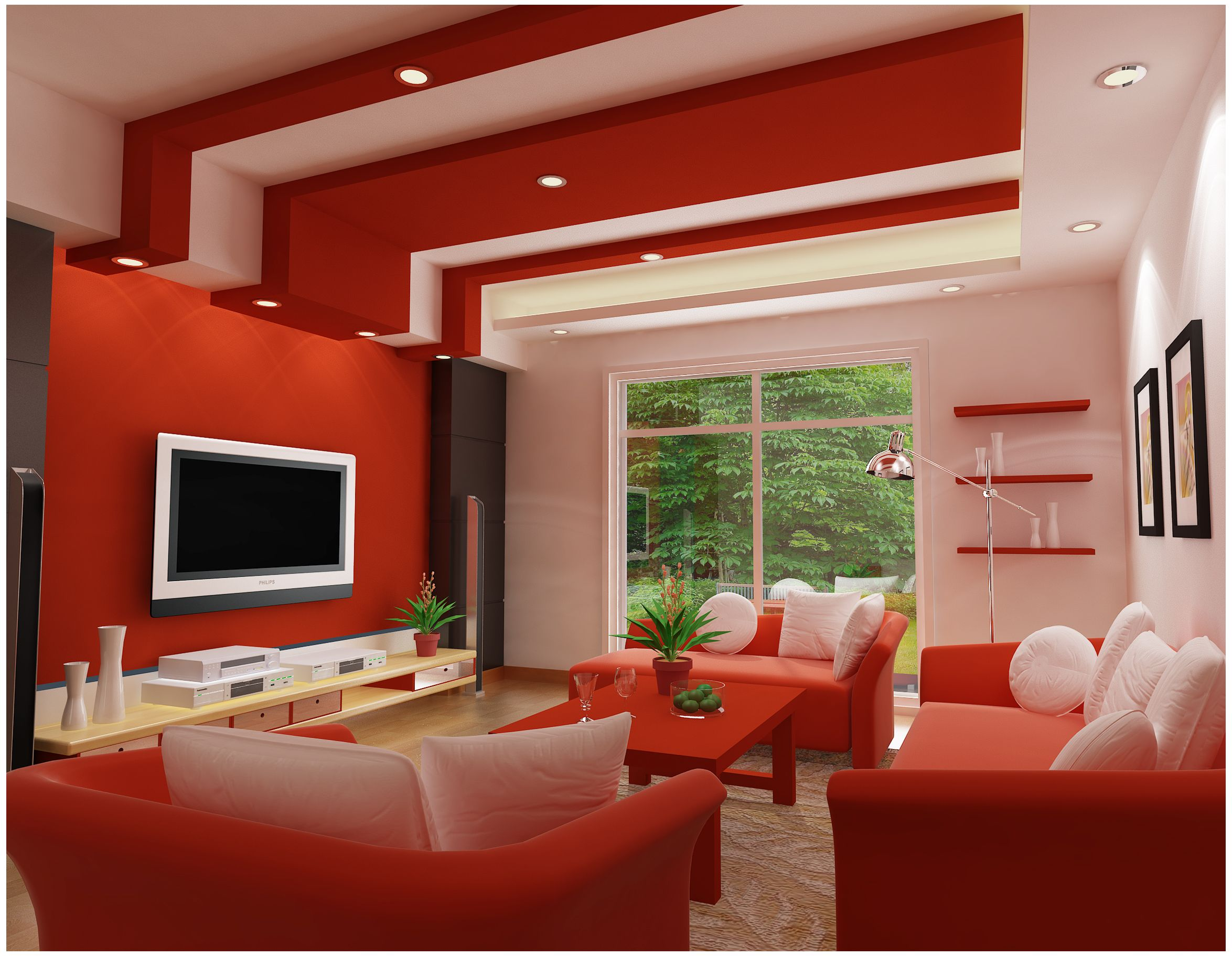 Finesse interior design home decor - Choose The Array Of Classy Cheerful Adventurous And Artistic Ceiling Designs To Add Finesse To Your Living Room And Create An Enviable First Impression