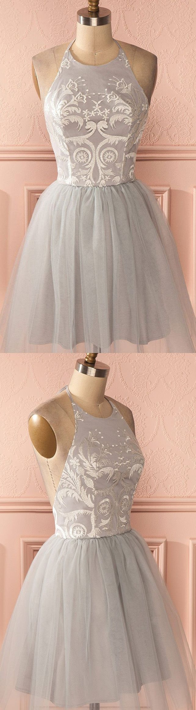 Sleeveless homecoming dresses silver sleeveless prom dresses short