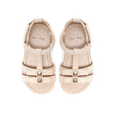 Sandalia Trendy Zapatos Bebé Niña Niños Zara España Trendy Sandals Baby Girl Shoes Kids Sandals
