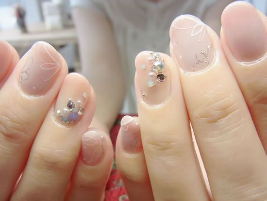COMMONの写真ブログ VOL.2〜なかめぐろのネイル<br> - a nail salon that offers high quality custom nail art to meet your needs<br> - The nails are made with love by Masako MOCHIHARA