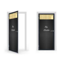 Amplifier Doorwrap Vinyl Vinyl Sticker Door Stickers