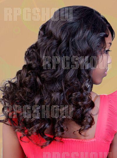 Rpgshow Custom Wavy Full Lace Wigs #ombrehair #hairideas #longhair #hair #hairstyle #haircolor #celebrityhairstyle