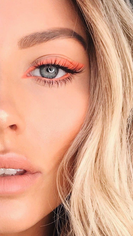 Pin Von Elizabeth Logan Auf Maquillaje De Ojo Lidschatten Gesicht Haarschonheit