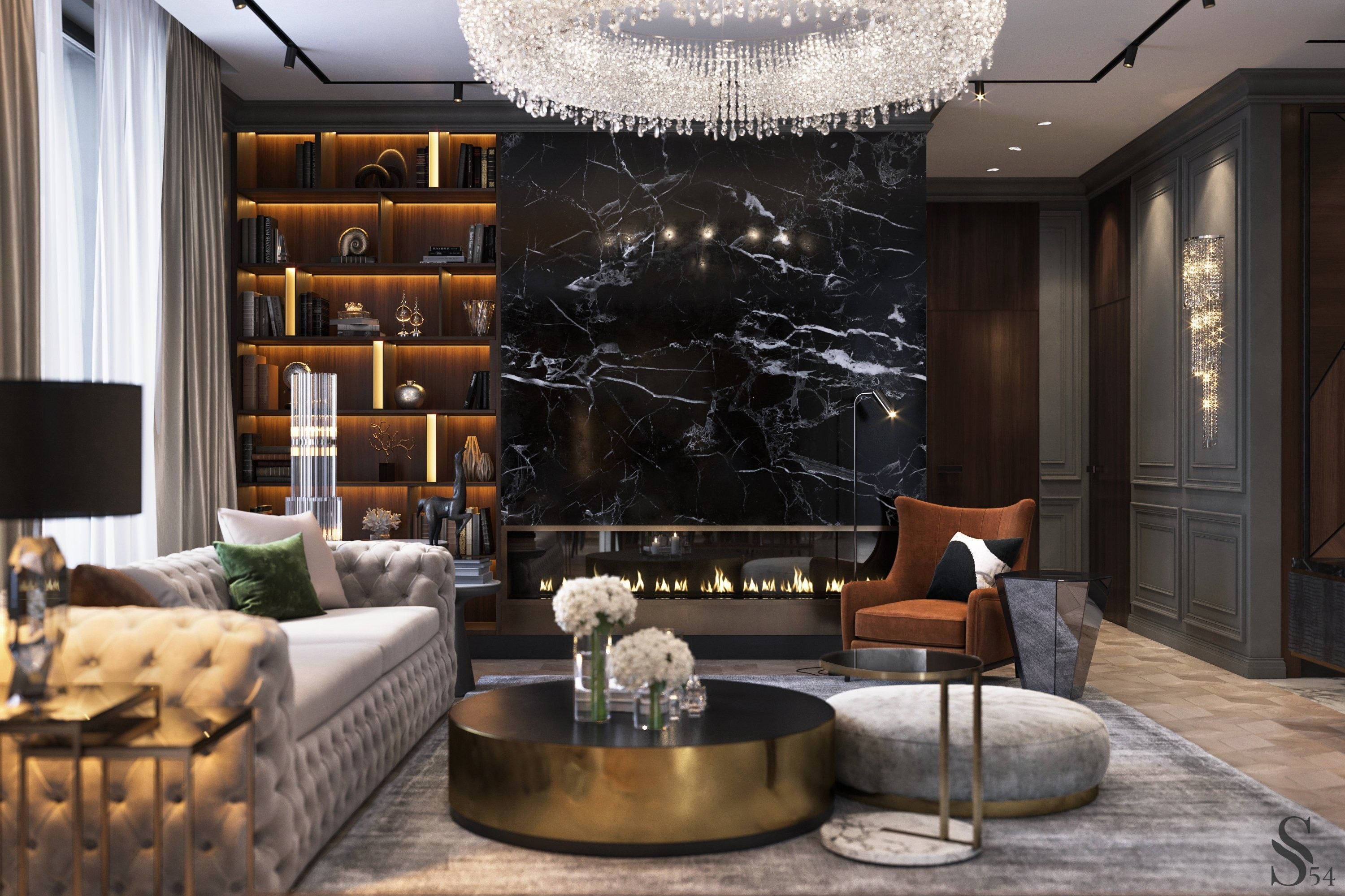 If You Are A Design Lover You Have To See This Fantastic Atmosphere To See More Click On The Image Decoaddict Interiordeta Desain Interior Interior Desain