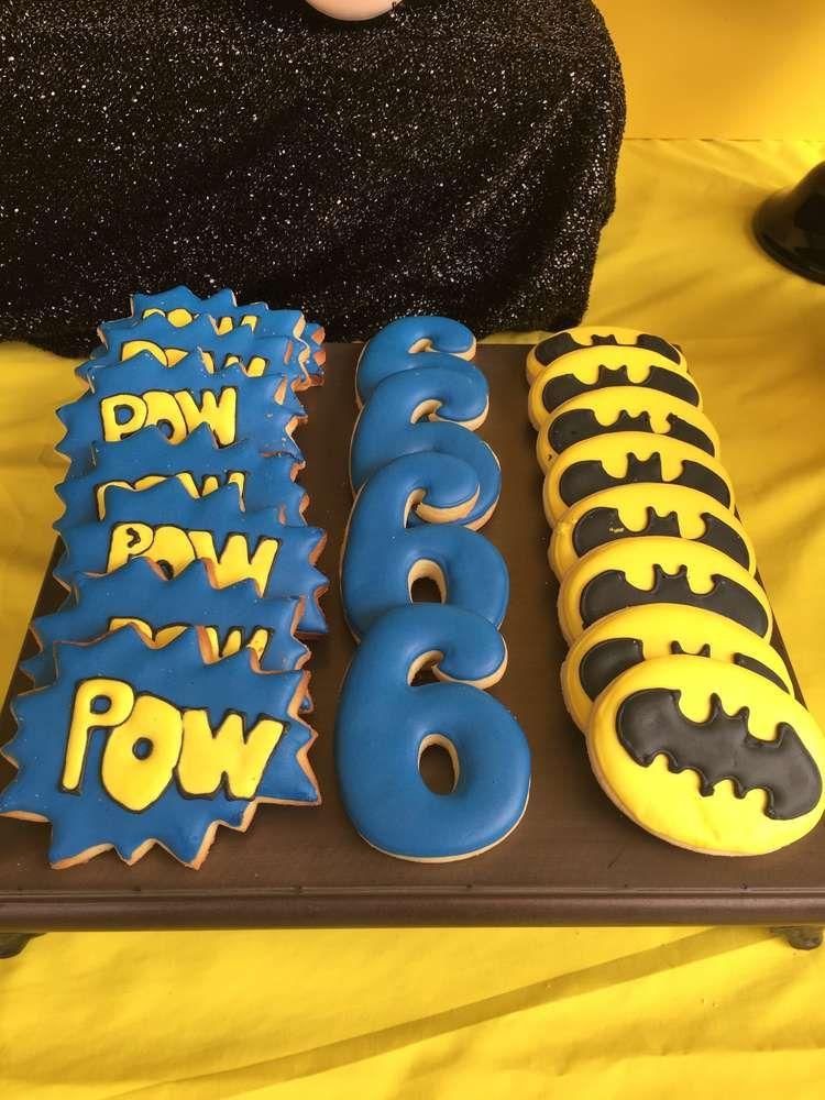 Batman Birthday Party Ideas Batman Party Ideas Batman