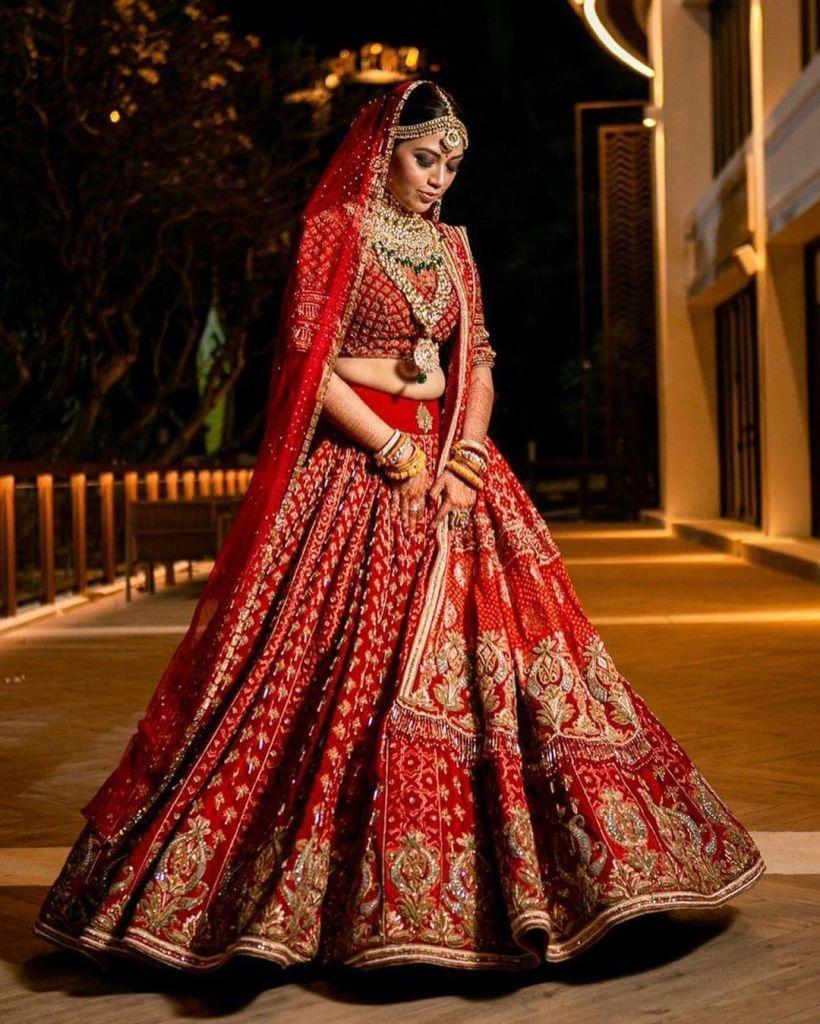 Latest 2020 Tarun Tahiliani Lehenga Prices Will Shock You Frugal2fab In 2020 Bridal Lehenga Red Wedding Lehenga Designs Latest Bridal Lehenga