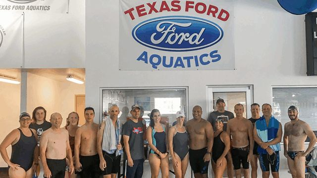 Pace Clock Profiles Texas Ford Aquatic Masters Swimming Program