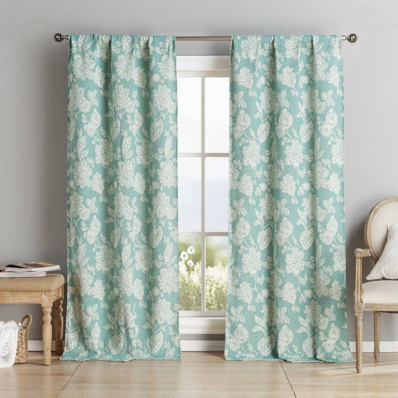 Duck River Carren Pole Top Curtain Panel Pair