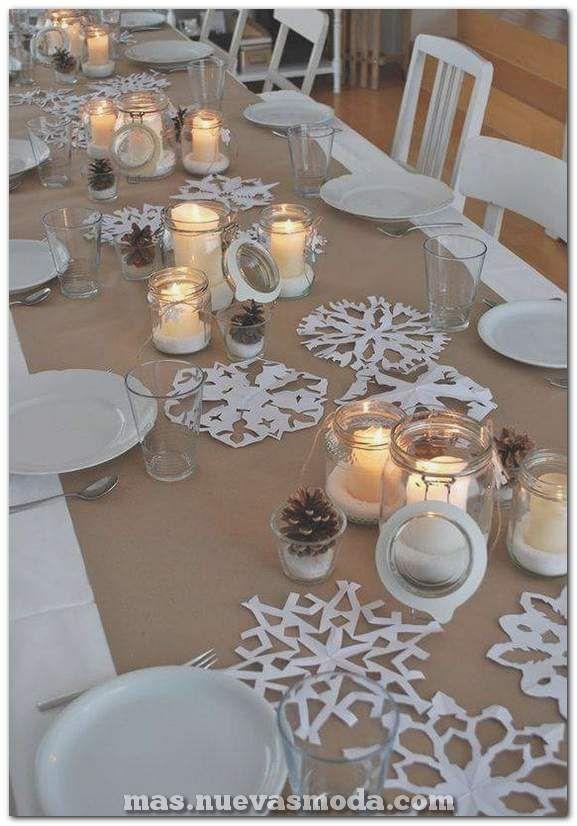 Las 33 mejores ideas de decoración de año nuevo para el hogar para darle a tu casa un cambio de imagen