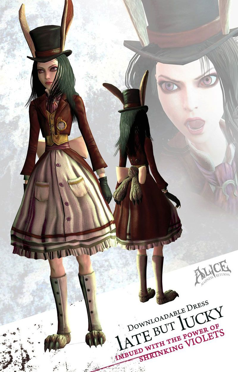 Alice Lidell From Alice Madness Returns Alice Liddell Alice Im