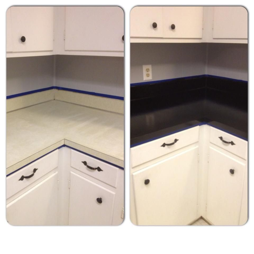 Rustoleum Countertop Paint Polyurethane : Pin by Sheri Stevens on Kitchen makeover Pinterest