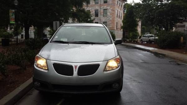 Used 2007 Pontiac Vibe For Sale 7 635 At Atlanta Ga Pontiac