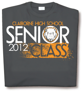 Design Custom School Spiritwear T-Shirts, Hoodies & Team Apparel ...