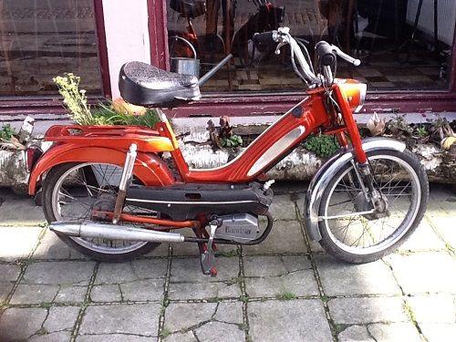Motos Belges Anciennes Et De Collection Cyclomoteur Motos Bruges Belgique