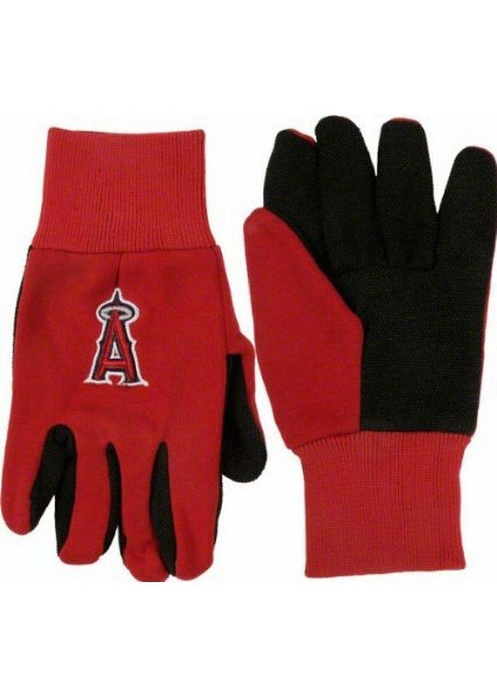 Los Angeles Angels Team Work Gloves