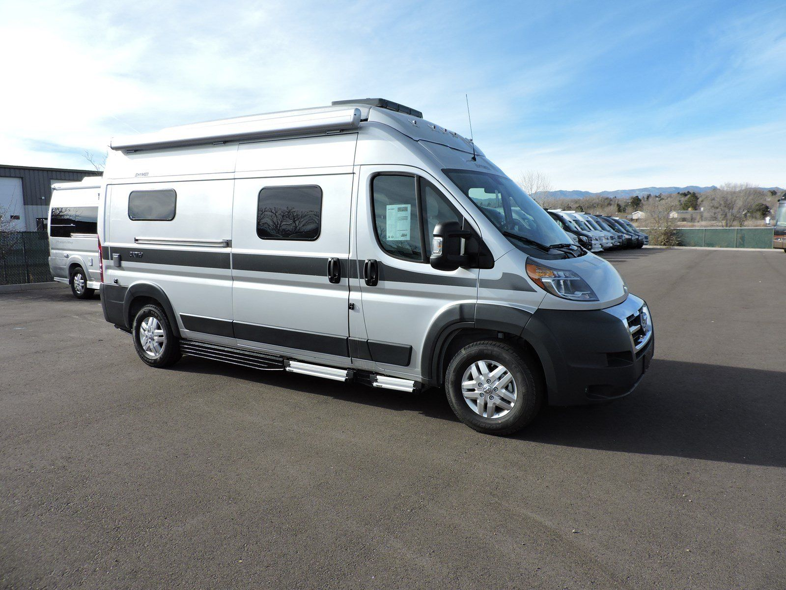 2019 Hymer Aktiv Base Colo Springs Co 2609 Leisure Travel