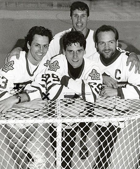 '92 Leafs! - What can I say, if I was from Edmonton this photo would have Oilers in it.