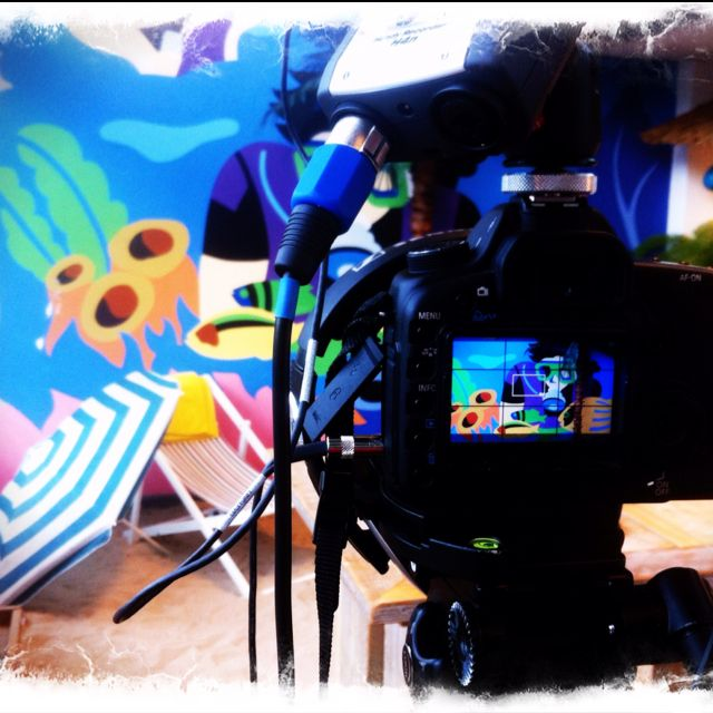Filming with my 5D MII