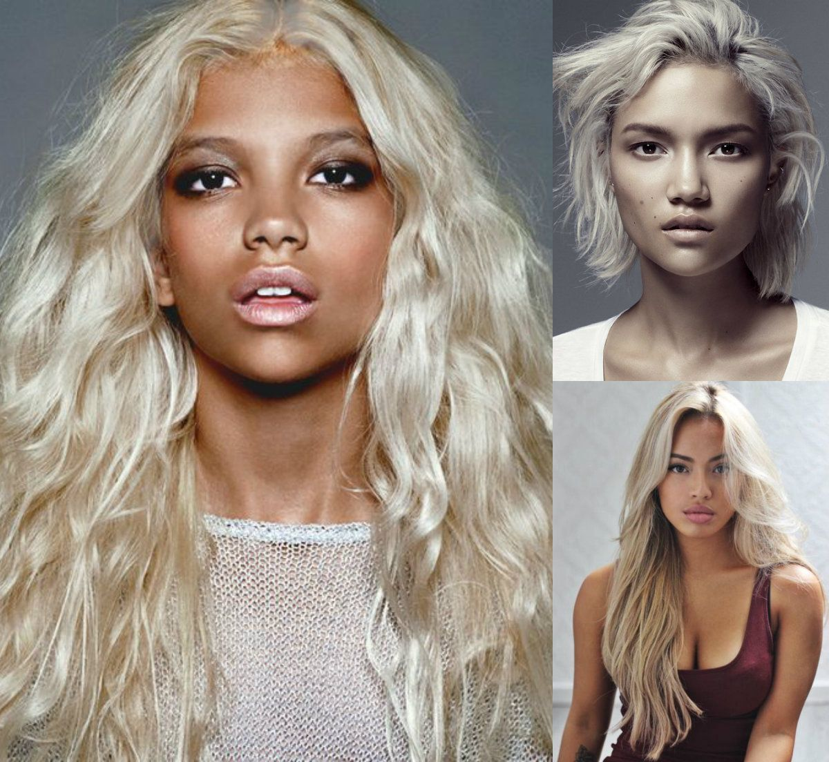 Colored Platinum: There Is Something Very Special About Platinum Blonde On