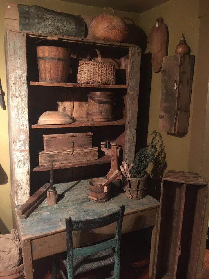 Sweet Annie Primitives   Fay Leber   Pinterest   Muebles de cocina ...