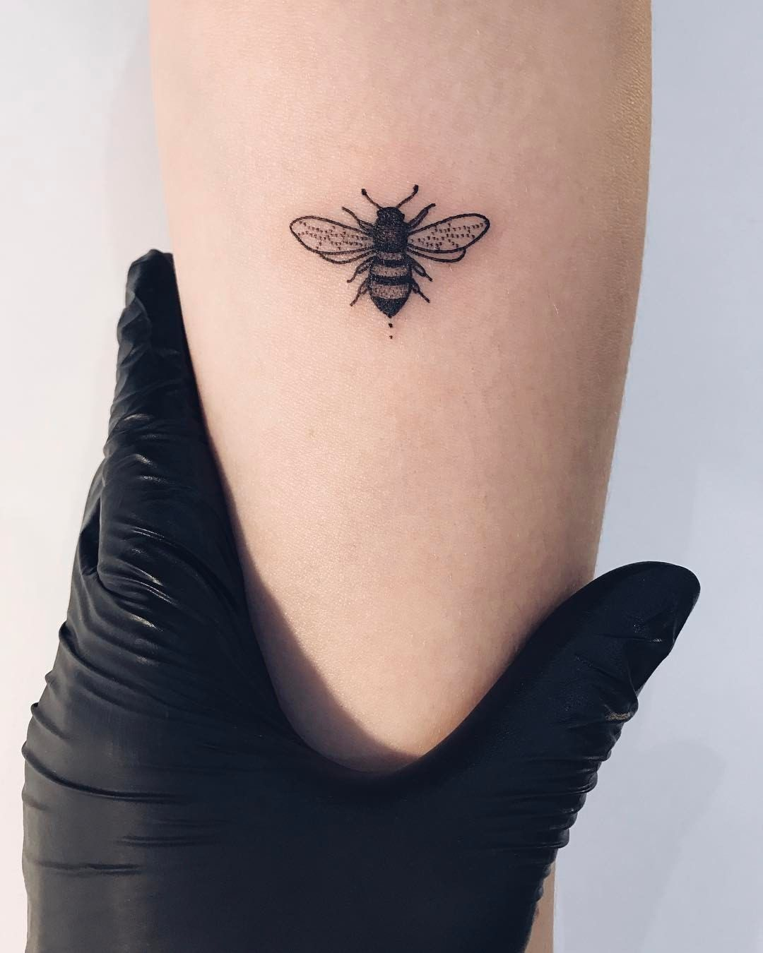 tatuaje de insectos