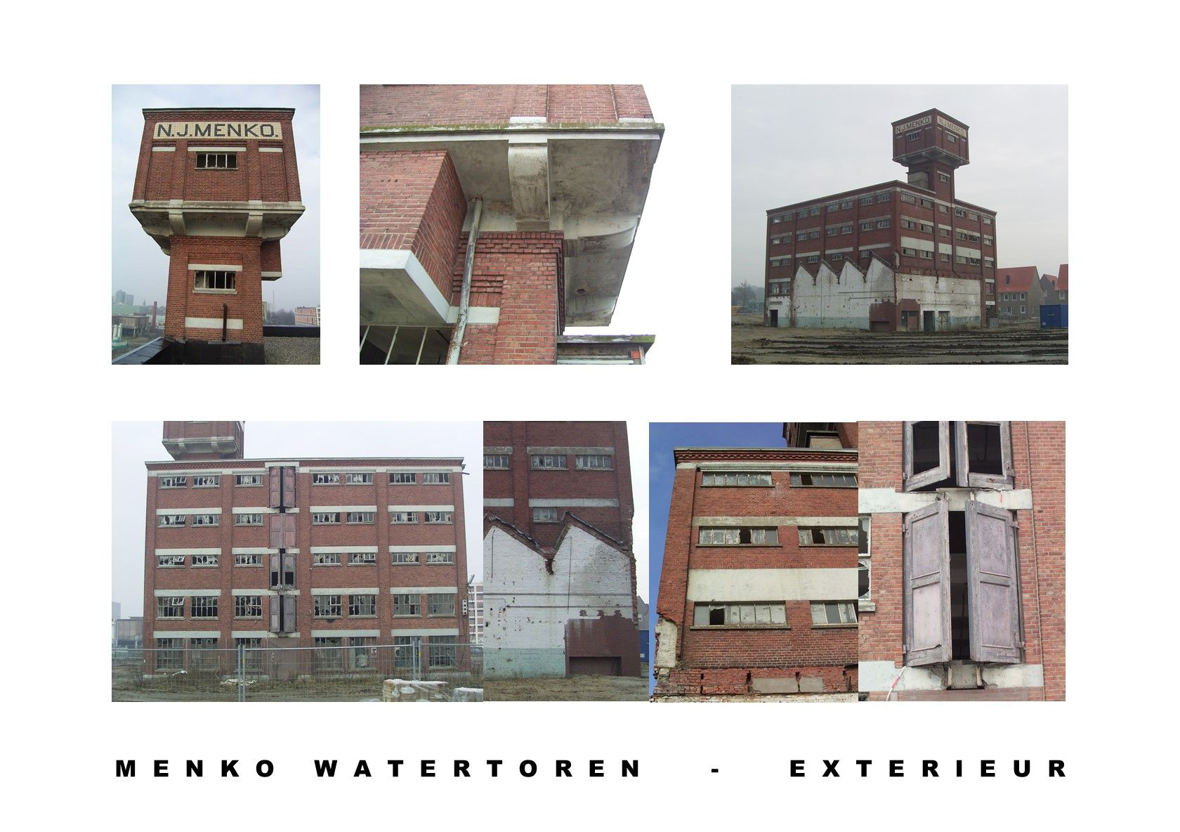A Bit Of Decay Menko Factory Before Renovation Architecture We  # Muebles Tomas Irribarra