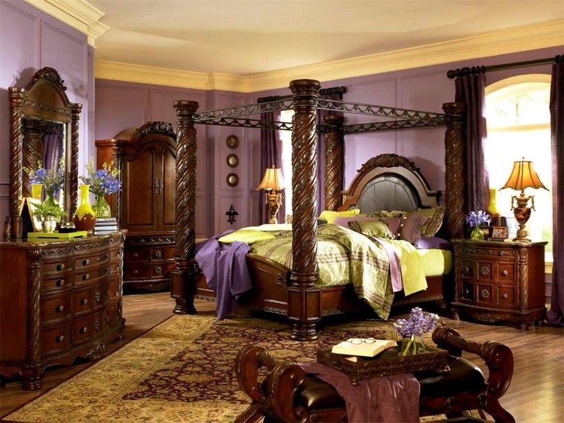 Elegante Schlafzimmermöbel Luxusschlafzimmer