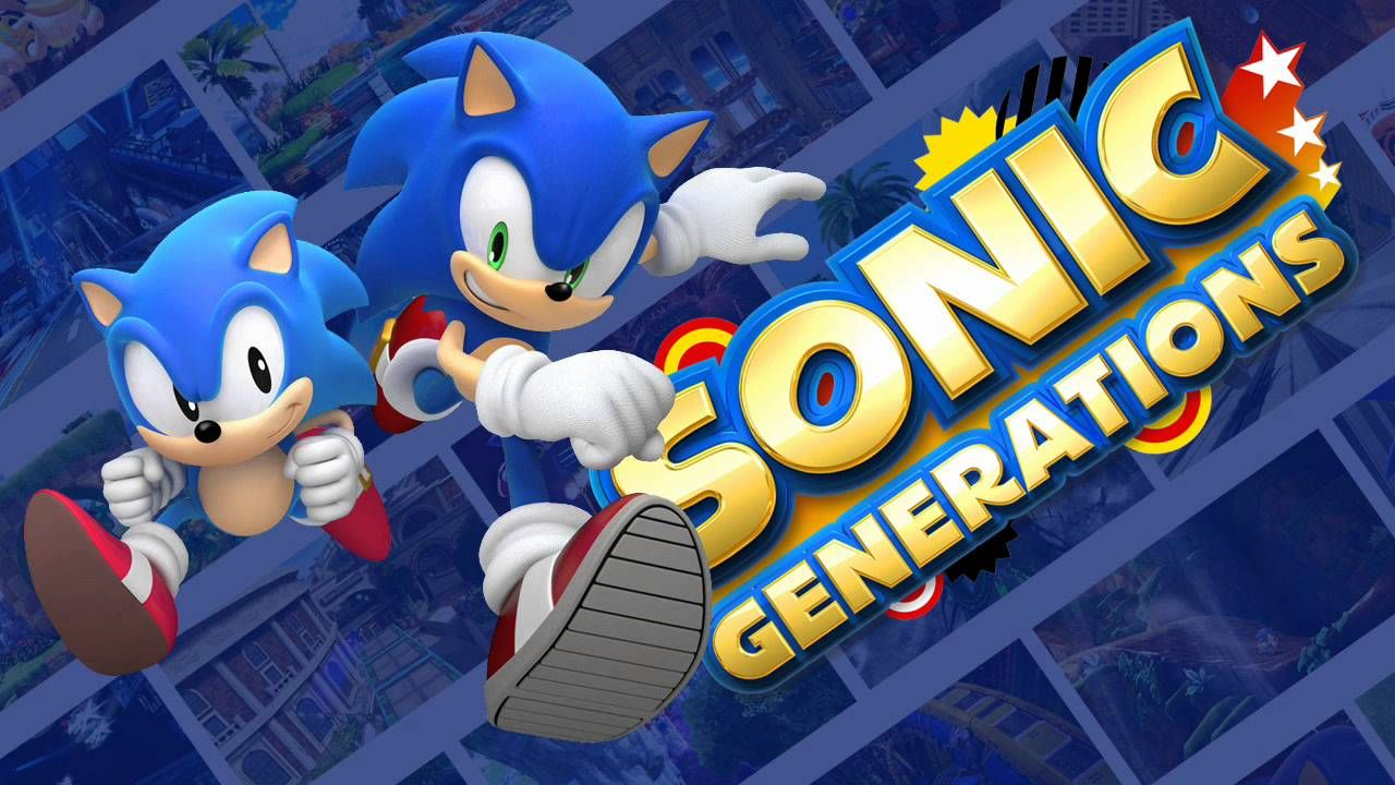 Pin By Bryce Khanagov On Sonic The Hedgehog Sonic Generations Sonic Classic Sonic