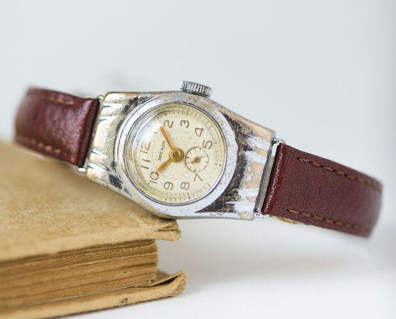 Mid century lady's watch Star very rare lady watch by SovietEra