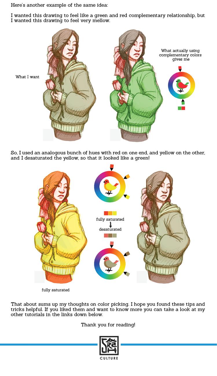 Sarahculture Color Tutorial Part 4 Color Picking And Palettes Part 1 Value Link Part Digital Art Tutorial Digital Painting Tutorials Coloring Tutorial