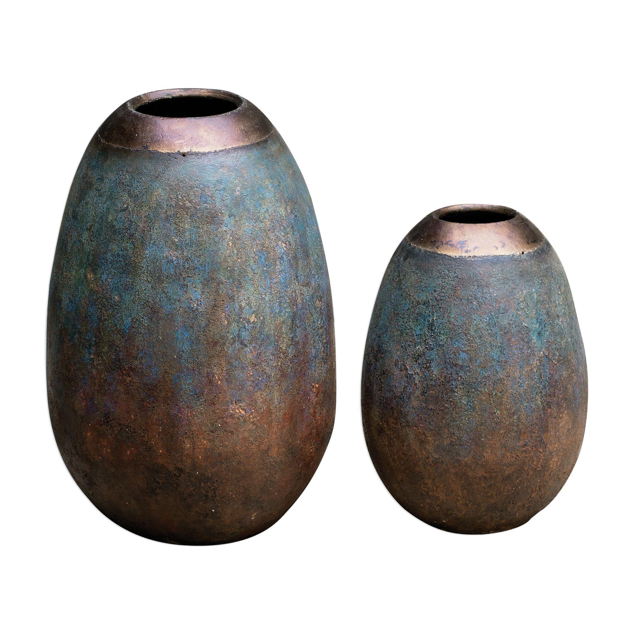 Pavak Etruscan Sky Vases Vase Decorative Accessories