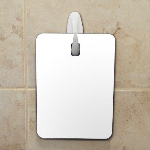 218ba6dd77f2 Shower Mirror ~ Premium Fog Free Shower Mirror ~ Our Large Fogless ...