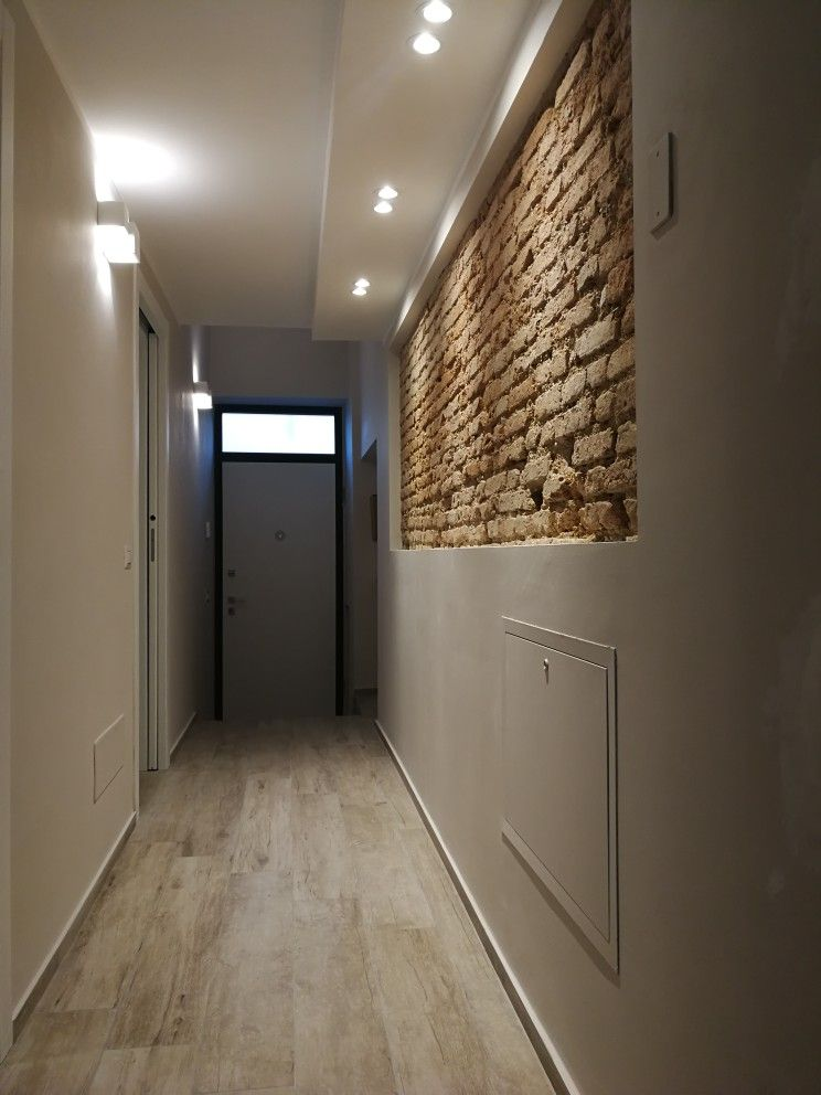 abbassamento cartongesso ingresso cucina corridoio Cerca